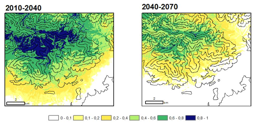 Anticiper le changement climatique en foret pour le sapin : FPC dans les Vosges