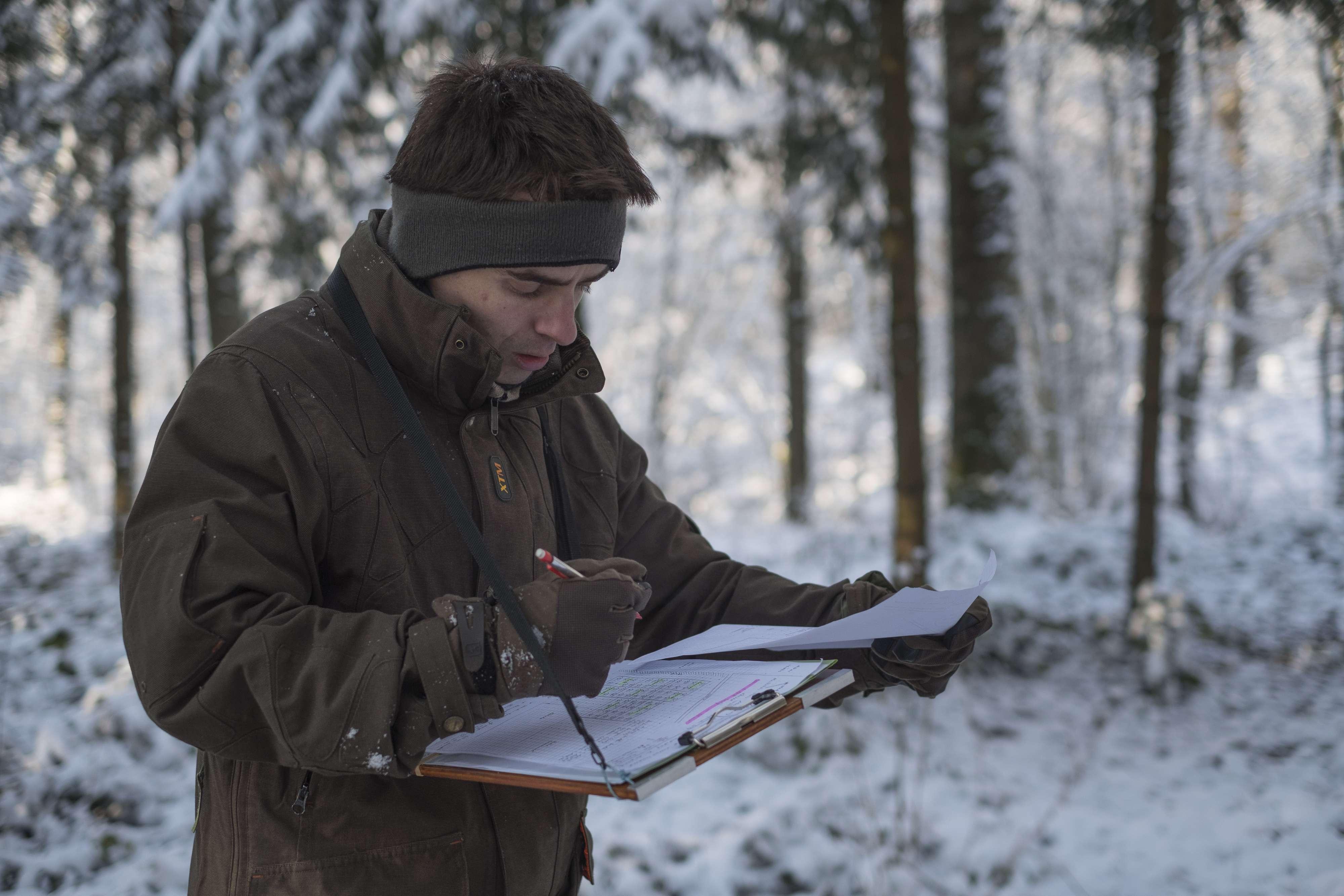 Savoir faire : observation en forêt